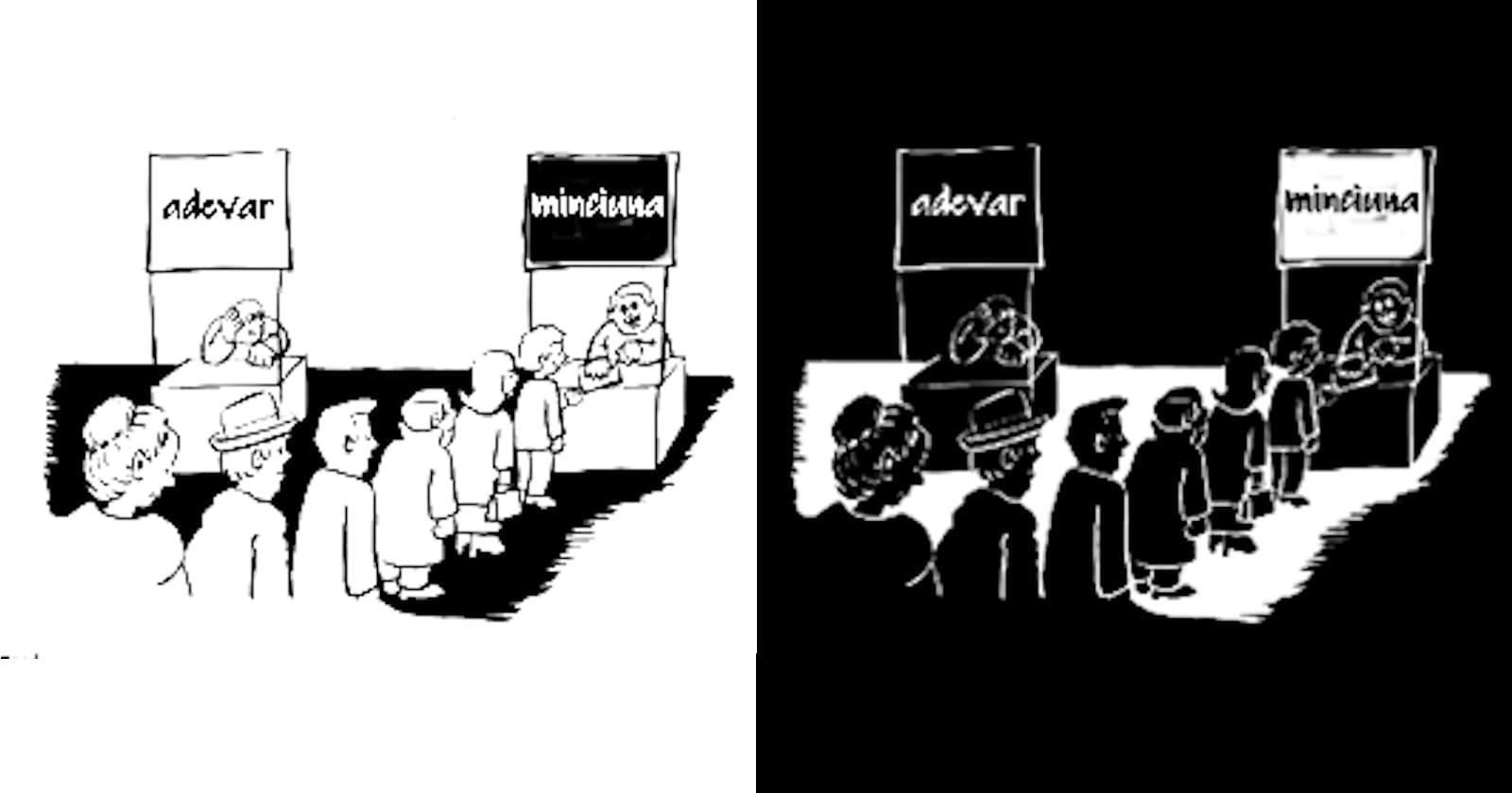 Adevărul și minciuna sau disponibilitatea euristică
