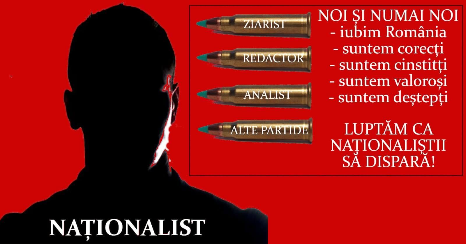Naționalismul înseamnă echilibru