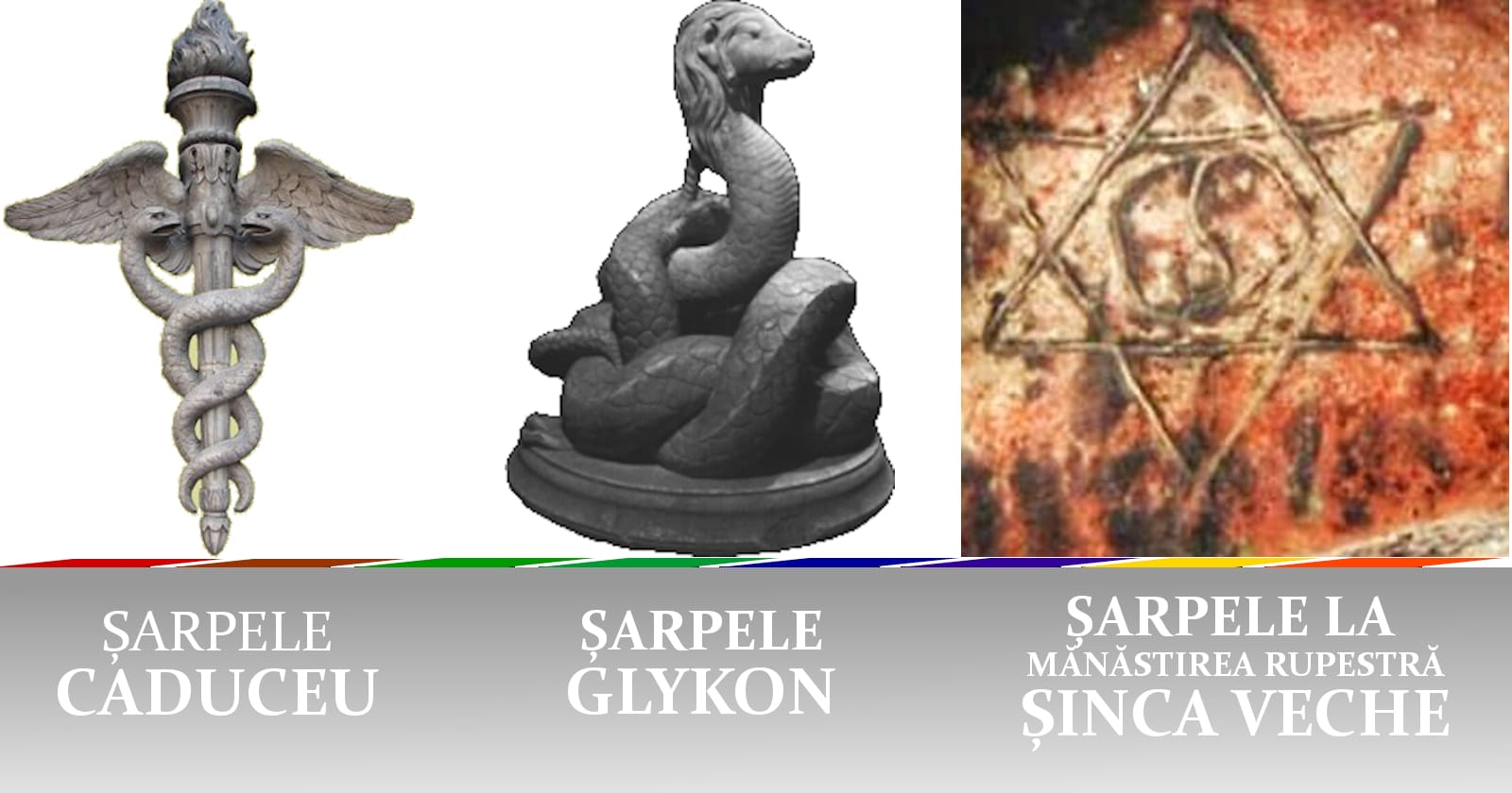 Șarpele - expresia acțiunilor și reacțiunilor Cerului și Pământului
