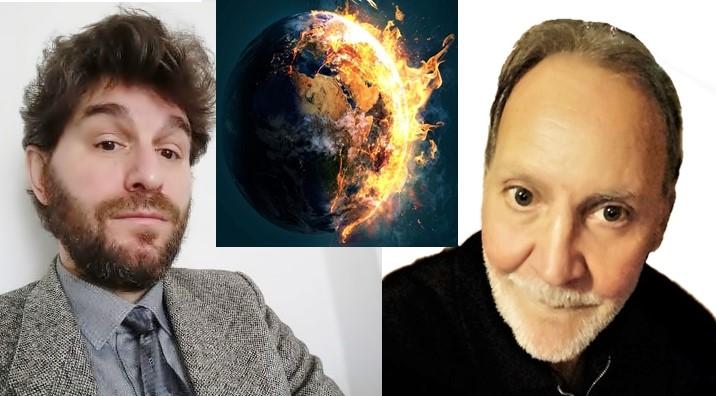 Poetul şi scriitorul Romeo Tarhon în dialog cu teologul şi publicistul Stelian Gomboş – dialog inedit în oglindă